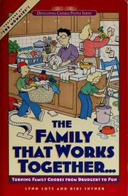 Cover of: The family that works together--