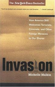 Cover of: Invasion | Michelle Malkin