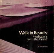 Cover of: Walk in beauty