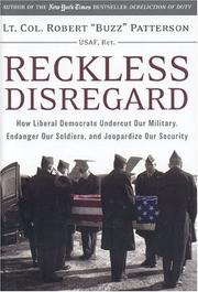 Cover of: Reckless Disregard
