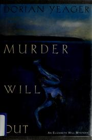 Cover of: Murder will out
