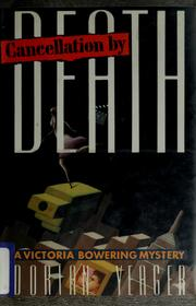 Cover of: Cancellation by death