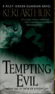 Cover of: Tempting evil
