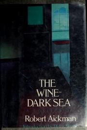 Cover of: The wine-dark sea