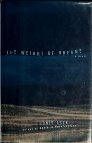 Cover of: The weight of dreams