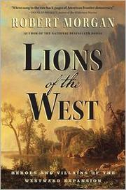 Cover of: Lions of the West