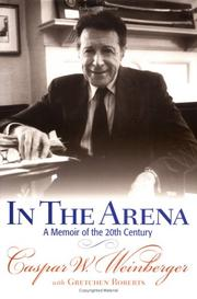 Cover of: In the Arena: A Memoir of the 20th Century