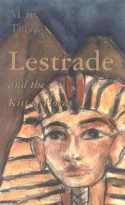 Cover of: Lestrade and the kiss of Horus