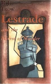 Cover of: Lestrade and the mirror of murder