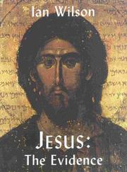 Cover of: Jesus