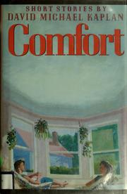 Cover of: Comfort