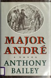 Cover of: Major André
