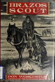 Cover of: Brazos scout | Donald Emmet Worcester