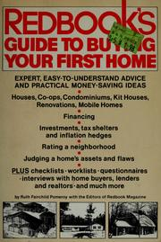 Redbooks guide to buying your first home