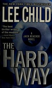 Cover of: The hard way | Lee Child