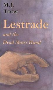 Cover of: Lestrade and the dead man's hand