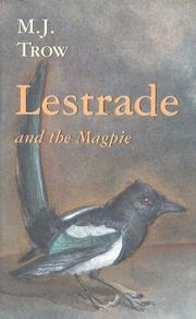 Cover of: Lestrade and the magpie
