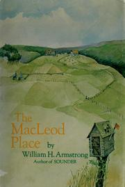 Cover of: The MacLeod place