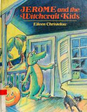Cover of: Jerome and the Witchcraft kids