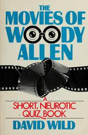 Cover of: The movies of Woody Allen