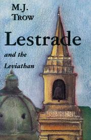 Cover of: Lestrade and the Leviathan