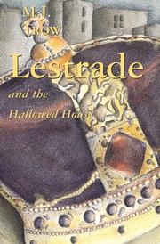 Cover of: Lestrade and the hallowed house