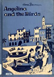 Cover of: Angelina and the birds