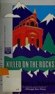 Cover of: Killed on the rocks