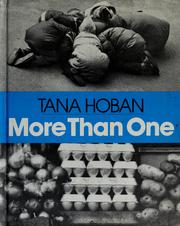 Cover of: More than one