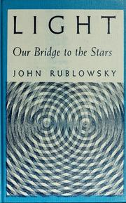 Cover of: Light by John Rublowsky