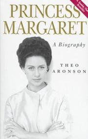 Cover of: Princess Margaret