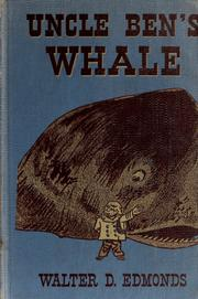 Cover of: Uncle Ben's whale