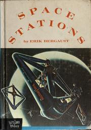 Cover of: Space stations | Erik Bergaust