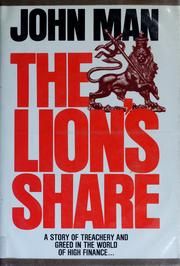 Cover of: The lion's share