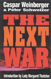 Cover of: The next war