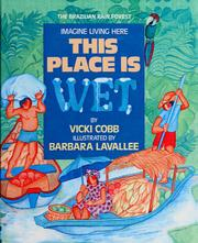 Cover of: This place is wet