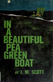 Cover of: In a beautiful pea-green boat