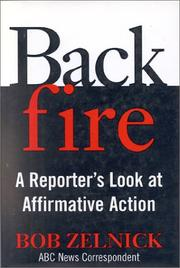 Cover of: Backfire