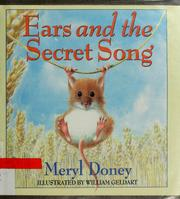 Cover of: Ears and the Secret Song