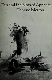 Cover of: Zen and the birds of appetite
