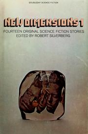 Cover of: New dimensions 1 | Robert Silverberg