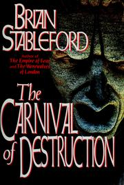 Cover of: The carnival of destruction