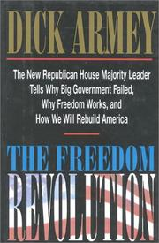 Cover of: The freedom revolution