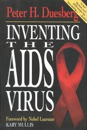 Cover of: Inventing the AIDS virus
