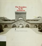 Cover of: The founders & the architects