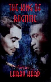 Cover of: The King of Ragtime