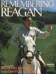 Cover of: Remembering Reagan