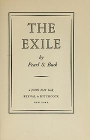 Cover of: The exile