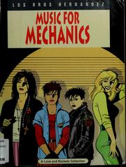 Cover of: Music for mechanics