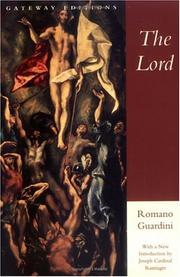 Herr by Romano Guardini